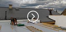 PVC střechy